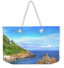 Polperro Entrance Weekender Tote Bag