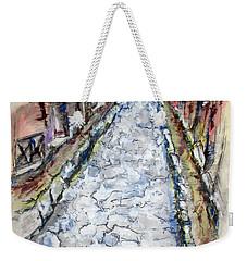 Pompeii Road Weekender Tote Bag