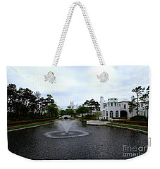 Pond At Alys Beach Weekender Tote Bag