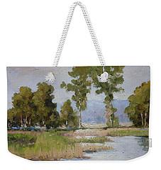 Pond In The Woods 2 Weekender Tote Bag