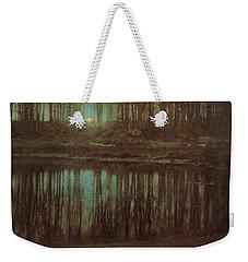 Pond Moonlight Weekender Tote Bag by Edward Steichen