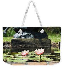 Pond Palette Weekender Tote Bag