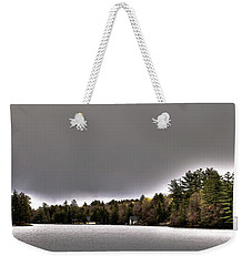 Pond Panorama Weekender Tote Bag by David Patterson