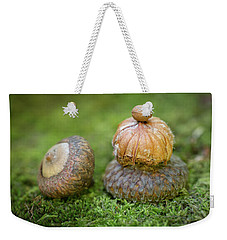 Weekender Tote Bag featuring the photograph Pondering With Nature by Dale Kincaid