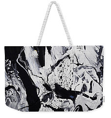 Weekender Tote Bag featuring the photograph Ponderosity by Lynda Lehmann