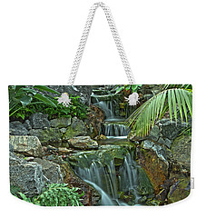 Pond@muttart Weekender Tote Bag