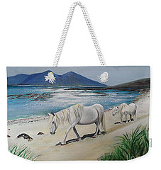 Ponies Of Muck- Painting Weekender Tote Bag