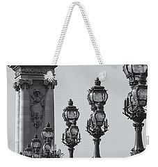 Pont Alexander IIi Detail Bw Weekender Tote Bag