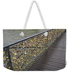 Pont Des Artes Weekender Tote Bag