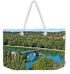 Pont Saint-benezet Weekender Tote Bag