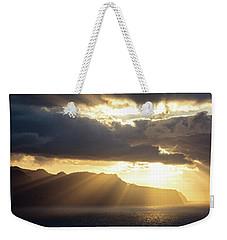 Ponta Do Rosto Weekender Tote Bag