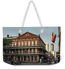 Pontalba Building Weekender Tote Bag