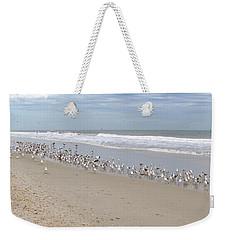 Ponte Vedra Birds Weekender Tote Bag by Carol  Bradley