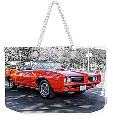 Pontiac G T O Judge Weekender Tote Bag