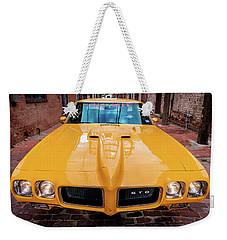 Pontiac Muscle Weekender Tote Bag