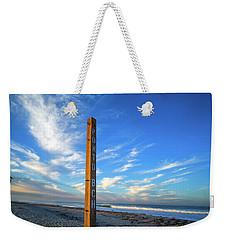 Ponto Beach Weekender Tote Bag by Joseph S Giacalone