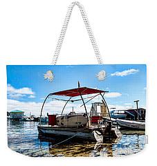 Pontoon Weekender Tote Bag