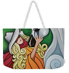 Pony Girl #1 Weekender Tote Bag