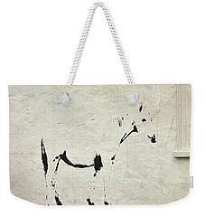 Pony Painting Weekender Tote Bag