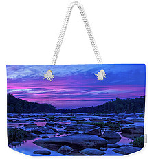 Pony Pasture Sunset Weekender Tote Bag