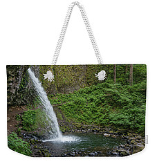 Ponytail Falls Weekender Tote Bag by Greg Nyquist