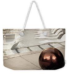 Pool Ball Weekender Tote Bag