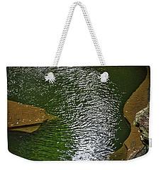 Pool By Rainbow Falls Weekender Tote Bag
