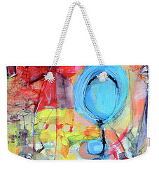 Pools Of Calm Weekender Tote Bag