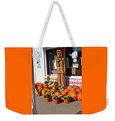 Weekender Tote Bag featuring the photograph Poor Ol Koliga by Nick Kirby