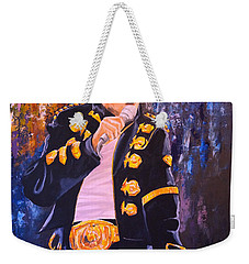 Pop Weekender Tote Bag