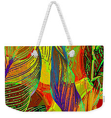 Pop Art Cannas Weekender Tote Bag
