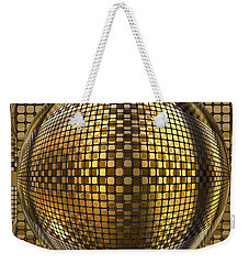 Pop Art Circles Weekender Tote Bag