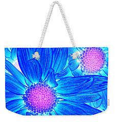 Pop Art Daisies 6 Weekender Tote Bag