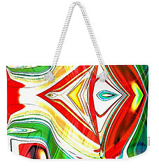Pop Art Pop Weekender Tote Bag