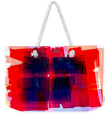 Pop Nude Weekender Tote Bag
