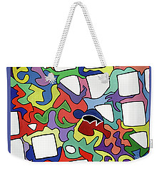 Pop-pop Weekender Tote Bag