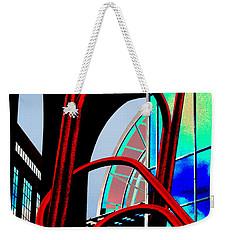 Pop Weekender Tote Bag
