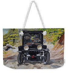 Popcorn Sutton - Looking For Likker Weekender Tote Bag