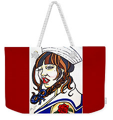 Popeyes Other Weekender Tote Bag