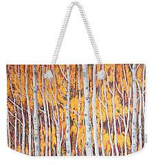 Poplar Forest Weekender Tote Bag