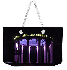 Popp Bandstand New Orleans City Park Weekender Tote Bag