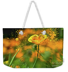 Poppies Are Popping Weekender Tote Bag