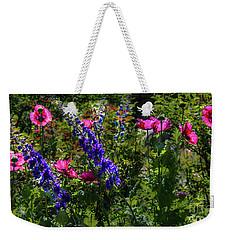 Poppies Weekender Tote Bag by Lisa L Silva