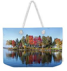 Popping Colors Weekender Tote Bag