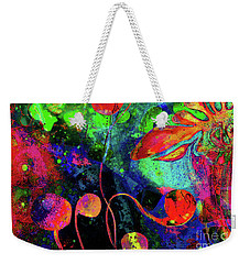 Poppy Enchantment Weekender Tote Bag