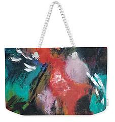 Poppy Haze Weekender Tote Bag