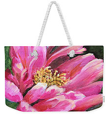 Poppy Melody Weekender Tote Bag