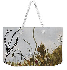Poppy On The Field Weekender Tote Bag