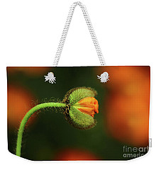 Poppy Ready To Burst Weekender Tote Bag