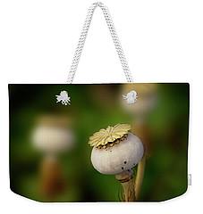 Poppy Seed Pod - 365-147 Weekender Tote Bag